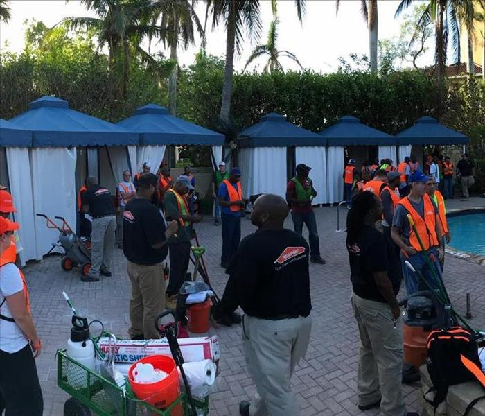 SERVPRO Restores Order after Hurricane Irma