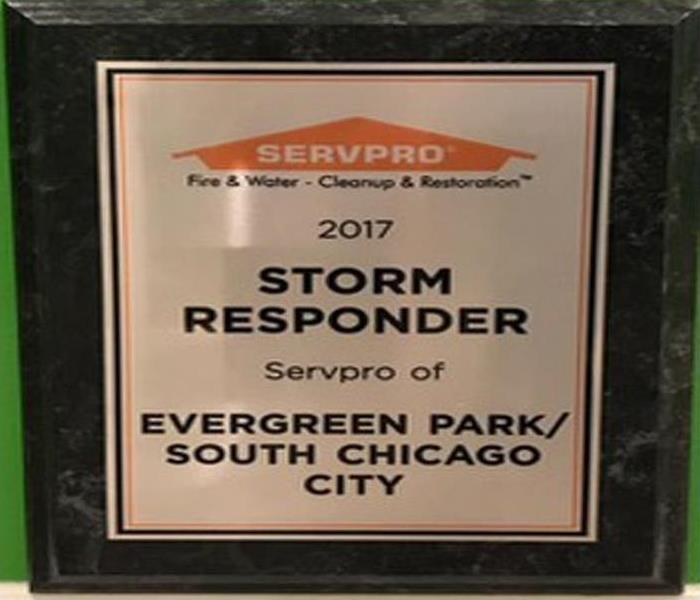Award for the Response to Hurricane Irma