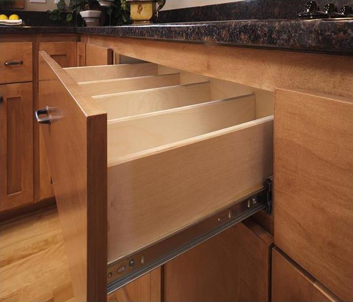 Commercial Drying Cabinetry Out In Your Chicago Assisted Living Home After Flooding