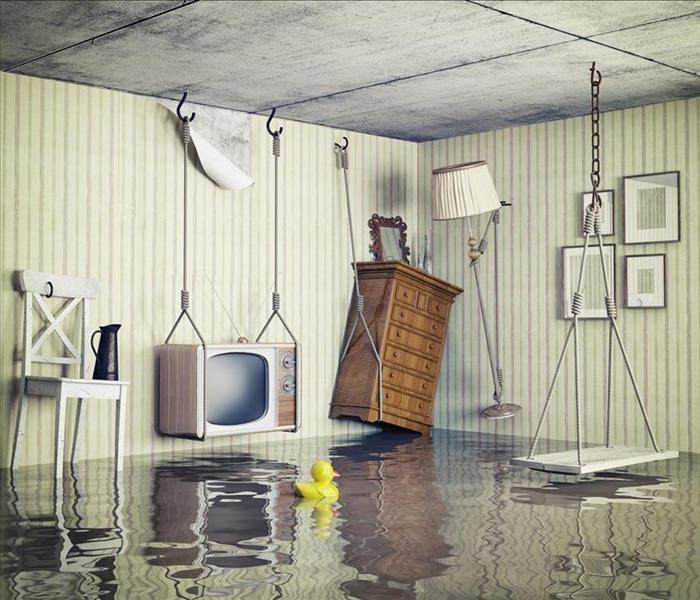 Water Damage Fast Reactions Can Save Your Chicago Home From Substantial Water Damages
